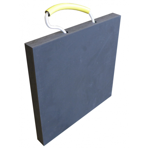 Crane mat GPM with anti slip rubber