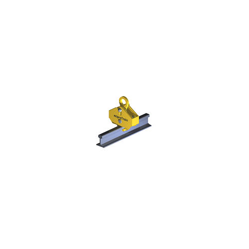Rail clamp HPK - automatic