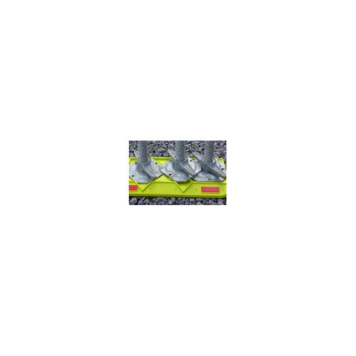 Unterlegplatte für Gerüste GR 3 - max. 3 Füße