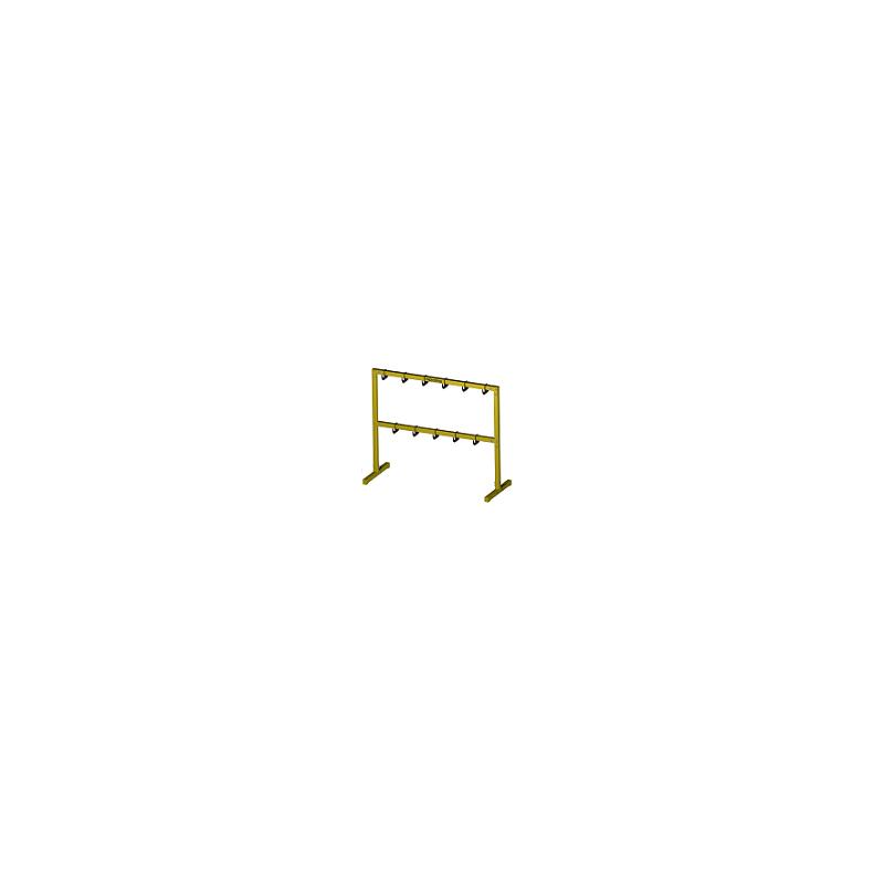 Ablagegestell für Anschlagmittel LV-S - Mipromet