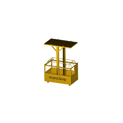 Crane Suspended Lifting Cages FR-R
