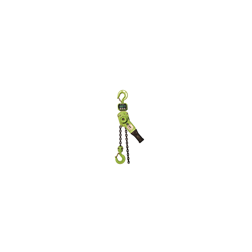 Chain hoist HERO with weighing scale