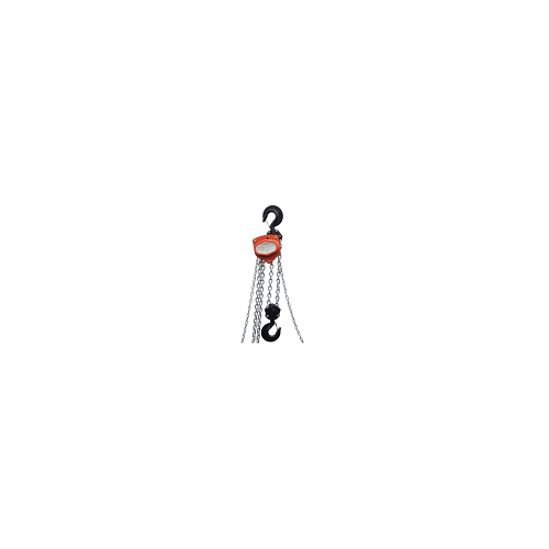 Chain hoist ZBE with overload clutch