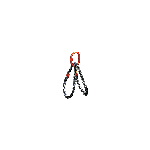 Chain sling 2 loops (Class 8) - rotary