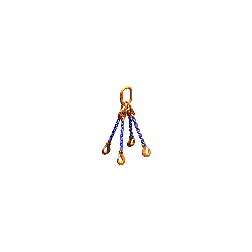 Chain sling 4-leg (Class 10)