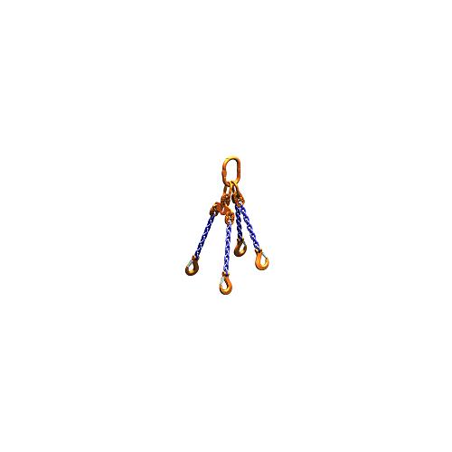 Chain sling 4-leg with rocker arm (Class 10)