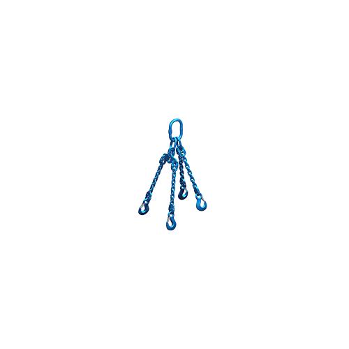 Chain sling 4-leg with rocker arm (Class 12)