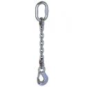 Chain sling 1-leg, stainless (Class 6)