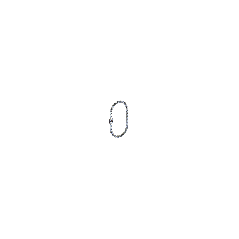 Chain sling type S, closed, stainless (Class 6)