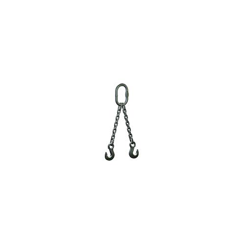 Chain sling 2-leg, gelvanized (Class 4)