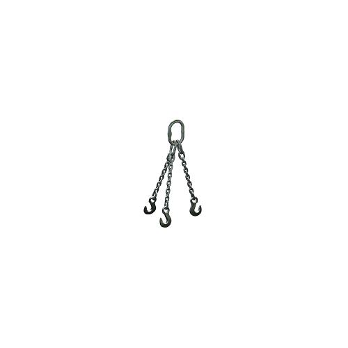 Kettengehänge 3-Strang, verzinkt (GK 4)