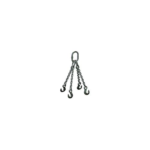 Chain sling 4-leg, galvenized (Class 8)