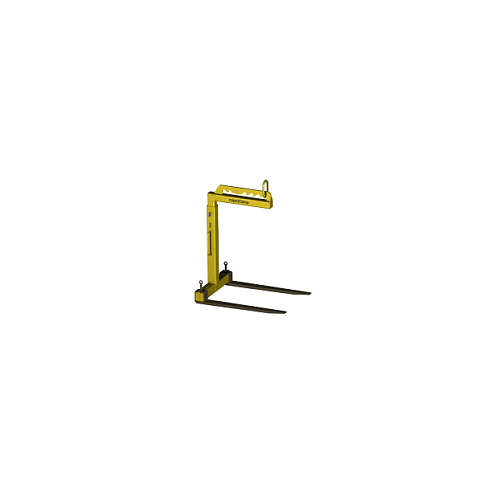 Crane fork ES-L - fork & height adjustment