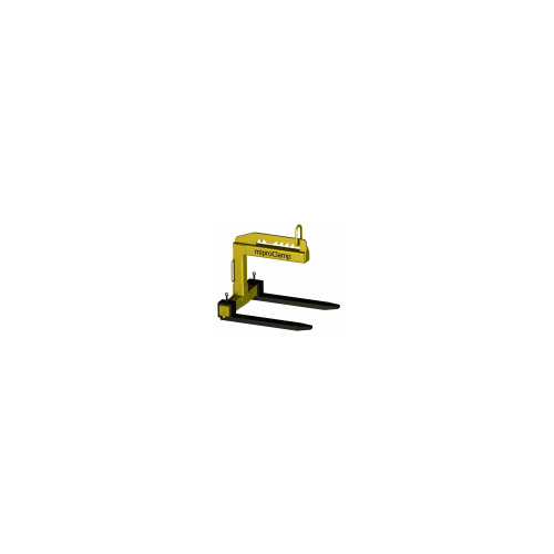 Crane fork ES-M - with adjustable forks