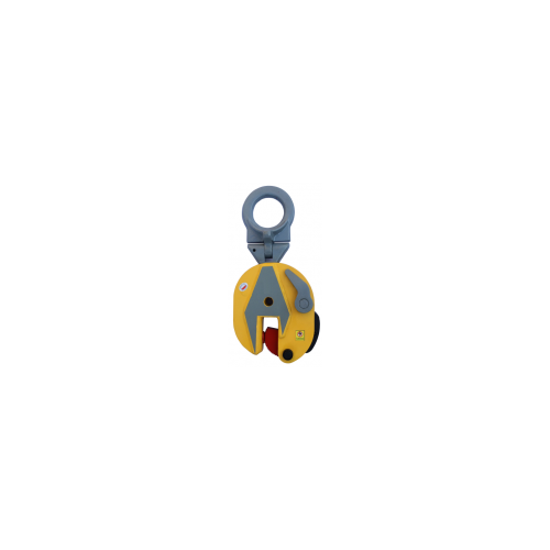 Plate clamp DE - vertical