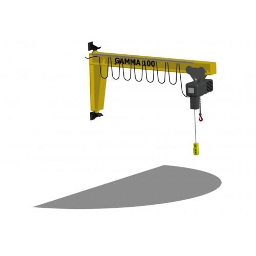 Wall Mounted Jib Crane GAMMA 100